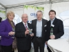 Pictured at the announcement of Celtic Pure last week were (L-R) Heather Humphreys, Brendan Smith, Celtic Pure CEO Padraig McEneaney and Sean Conlan. ©Rory Geary/The Northern Standard