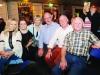 At the marquee were (L-R) Diane Rudden, Noelle Keenan, Evan McKenna, Clement McAdam, Enda McKenna and Eddie McKenna. ©Rory Geary/The Northern Standard