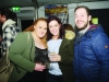 At the marquee were (L-R) Aine Treanor, Fiona Todd and Fintan Hanna. ©Rory Geary/The Northern Standard