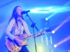 Grainne Duffy on stage during her gig in the marquee. ©Rory Geary/The Northern Standard