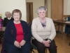 Peggy McCaffrey and Kathleen McMahon at the Tuesday Club Cross-Border Party which was held in St Joseph's Pastoral Centre, Monaghan. ©Rory Geary/The Northern Standard