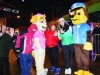 Some of the characters from Paw Patrol, at the Monaghan Town Christmas Lights Switch-On, with a group from Bulgaria. ©Rory Geary/The Northern Standard