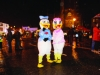 Donald and Daisy Duck at the Monaghan Town Christmas Lights Switch-On, last Sunday. ©Rory Geary/The Northern Standard