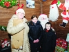 Mary, Niamh and Danny McCarra with Santa at the Monaghan Town Christmas Lights Switch-On, last Sunday. ©Rory Geary/The Northern Standard