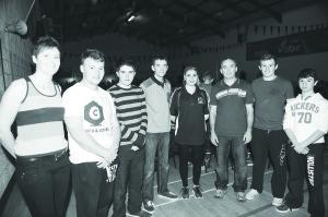 The D-Kube semi- finalists.